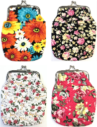 3201CLOTH Floral Design Cloth 5.5″ Tall; 100s Size (12PC)