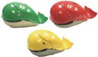 ASH52 Whale Shape W/ Removable Filter (3PC) *