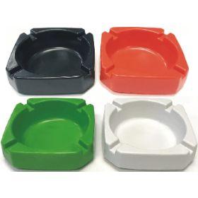 ASH6. 3.5″ Plastic Ashtray (60PC)