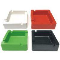 ASH7. 4″ Plastic Ashtray (40PC)