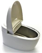 ASHTOILET Large Toilet Ashtray