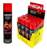 BT5N 10oz / 300mL Neon 5X Refined Butane Refill (12PC)