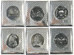 31012DP. High Polish Metal W/ Emblem Metal Cigarette Case (12PC)