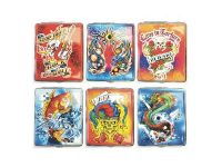 3102L20TAT1 Tattoo Designs Leather Wrapped Holds 20 Cigarettes King Size (12PC)