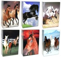3116D14 NEW Horse Designs King Size Push Open (12PC)
