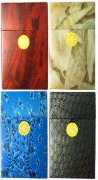 3117M2 Marble Designs 100s Size Push Open (12PC)