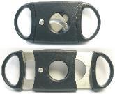 CUT199 Plastic Scissors Blade Cigar Cutter (12PC) *