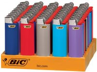 BICCLASSIC Assorted Solid Colors Disposable BIC Lighter (NEED PRICE)