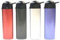 1274MET Easy Push – To – Light Refillable Electronic Lighter Regular Flame (50PC)