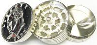 GR3COIN Metal Grinder Coin Design (12PC)