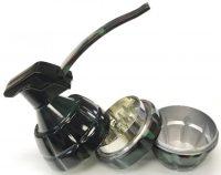 GR3GND Grenade Design Metal Grinder (6PC)*