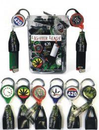 LEASH7. 420 Series Lighter Leash (30PC)