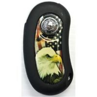 1519. Dolphin & Eagle Design Torch Lighter (24PC)