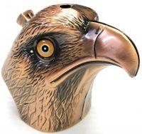 1434. Eagle Head Design Novelty Lighter (12PC)