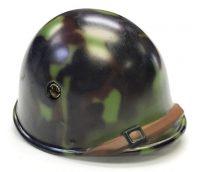 1520. Army Helmet Design Novelty Lighter (12PC)