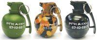 1521. Grenade Design Novelty Lighter (12PC)