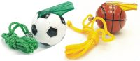 1526. Sports Ball Whistle Design Novelty Lighter (10PC)