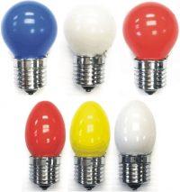 1534 Christmas Light Bulb Design Novelty Lighter (12PC)