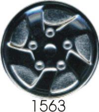 1563 Wheel Design Regular Flame (24PC)
