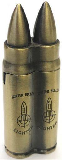 1614-2 Double Bullet Design Jet Flame (20PC)