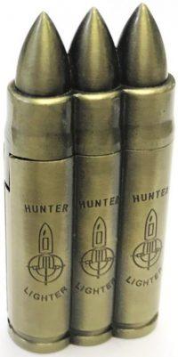 1614-3 Triple Bullet Design Jet Flame (20PC)