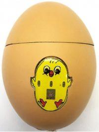 1638. Egg & Chick Lighter (12PC)