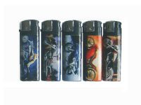 1274CYCLE Motorcycle Design Electronic Refillable (50PC)