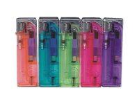 1274SLCL Clear Colors; Slide Electronic Refillable  (50PC)