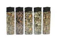 1274TREE2 Tree Designs Disposable Electronic Lighter Regular Flame (50PC)