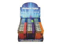 1274W Wide Body Clear Colors Electronic  (30PC)
