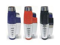 1663-3V Flower Tri-Torch Lighter (20PC)