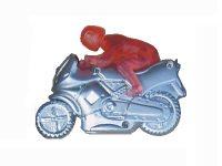 1738 Motorcycle Design Regular Flame (12PC)
