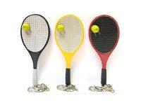 1792 Tennis Racket Design Regular Flame (16PC)