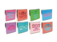3102GLAM Glam Design Leather Wrapped Holds 20 Cigarettes King Size (12PC)*