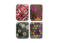 3102P16 Mixed Designs Holds 16 Cigarettes King Size (12PC)