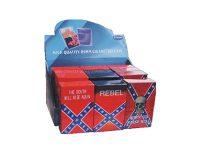 3115REB Rebel Designs Plastic Cigarette Case 100s Size, Flip Open (12PC)