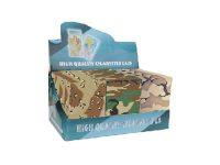 3116C Camouflage Designs Plastic Cigarette Case King Size, Push Open (12PC)