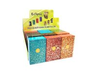 3116M11 Small Crackled Colors King Size Push Open (12PC)