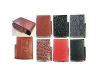 3223. High Quality Leatherette Cigarette Case; 100s (12PC)