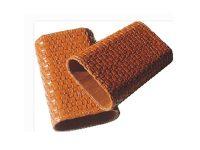 3341 Woven Design Cedar Lined  Cigar Case (3PC)*