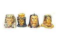 BUTT3. Egyptian Design Resin Snuffer (24PC)
