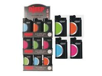 DJEEPHOTTOUCH Black W/ Neon Colors (36PC)