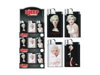 DJEEPMAR. Marilyn Monroe Lighter (24PC)