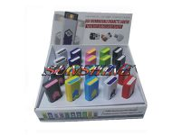EL-USB Electronic Windproof Lighter W/ USB Charge  (20PC)