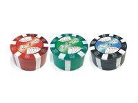 GR3POKLG Large Metal Grinder Poker Designs (12PC)