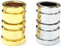 BUTT105. Round Design Metal Snuffer (24PC)