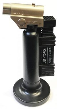 J1006-1 Soldering Torch Lighter Gift Box; 6″ Tall 12 pcs | $8.95/pc 3 pcs | $9.99/pc