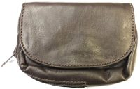 3313. Leather Tobacco Pouch, Brown (3PC)*