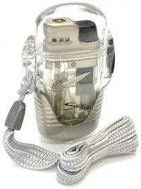1438. Sporty Windproof Torch Lighter (24PC)