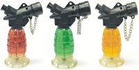 1832 Grenade Design Torch Lighter  (12PC)